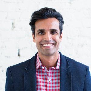 Amit Patel's Headshot