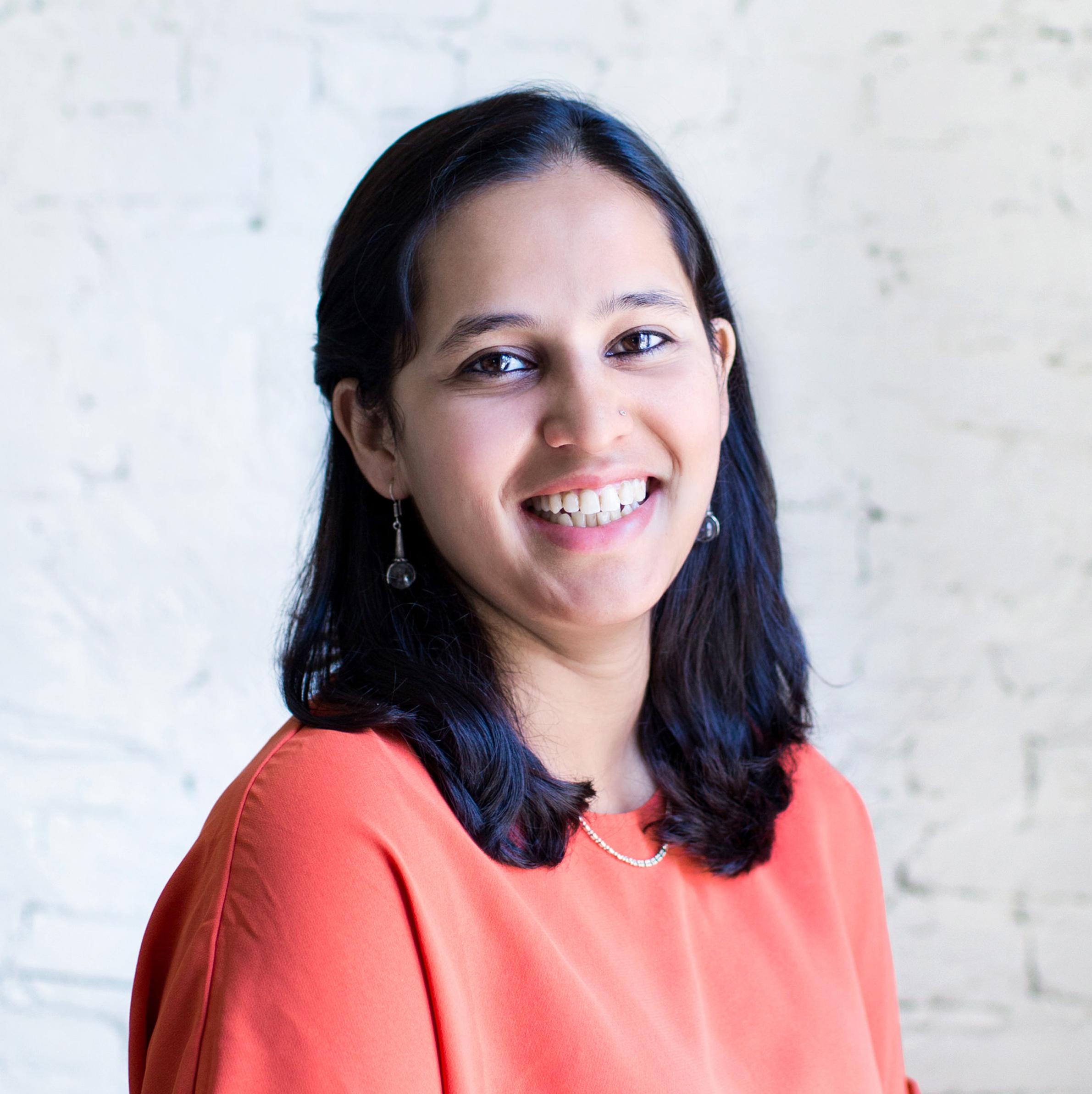 Malvika Bhagwat's Headshot